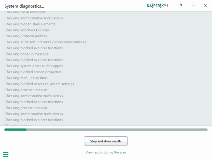 Kaspersky PC Cleaner cho Windows 10 pic2