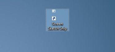 tạo màn hình phác thảo snip desktop shortcut trong Windows 10 pic3