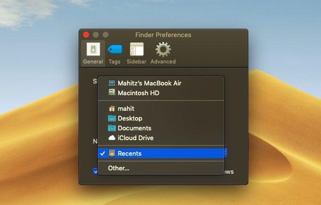 9 mẹo dùng Finder trên Mac đạt hiệu suất công việc tốt nhất