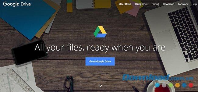 Hướng dẫn cách giấu file trên Google Drive bằng file khác