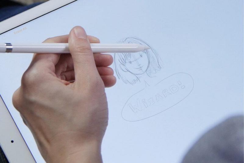 TOP ứng dụng vẽ tranh đẹp nhất cho iPad hỗ trợ Apple Pencil