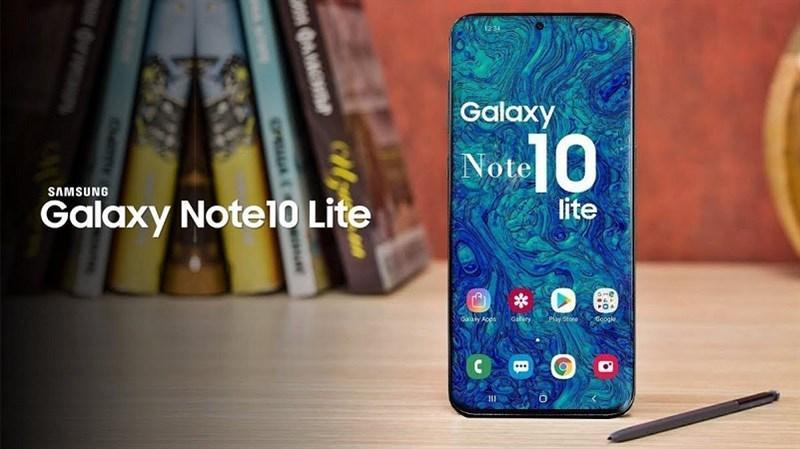 Bút S Pen dành cho Galaxy Note 10 Lite sẽ hỗ trợ Bluetooth