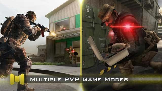 Game bắn súng Call Of Duty Mobile chính thức xuất hiện trên Google Play