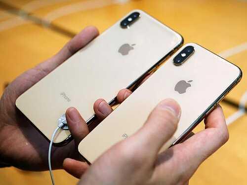 Giá iPhone XS Max trên thị trường xách tay giảm mạnh