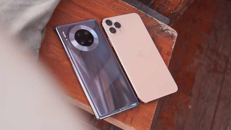 So sánh Huawei Mate 30 Pro và iPhone 11 Pro Max: Đâu là sự lựa chọn hoàn hảo hơn?