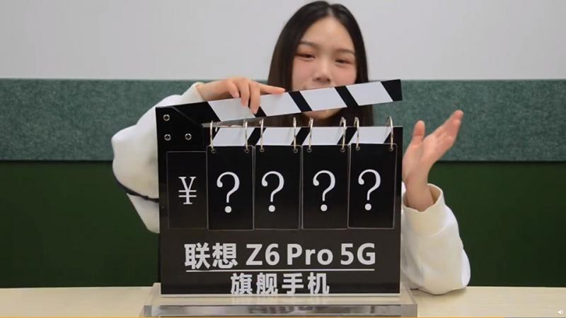 Lenovo đăng tải một video quảng bá cho smartphone Z6 Pro 5G