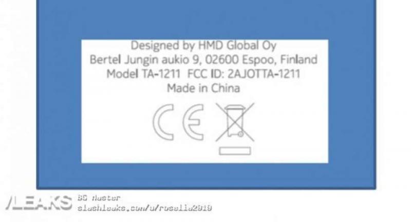 Nokia 5.2 xuất hiện với chip MediaTek, màn hình 6,1 inch và pin 3.920mAh