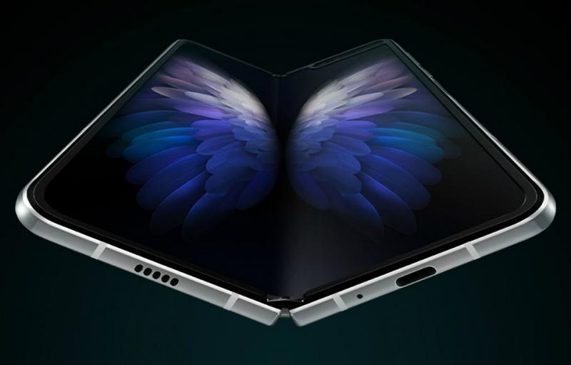 Samsung W20 màn hình gập trình làng: Chip Snapdragon 855+, hỗ trợ 5G