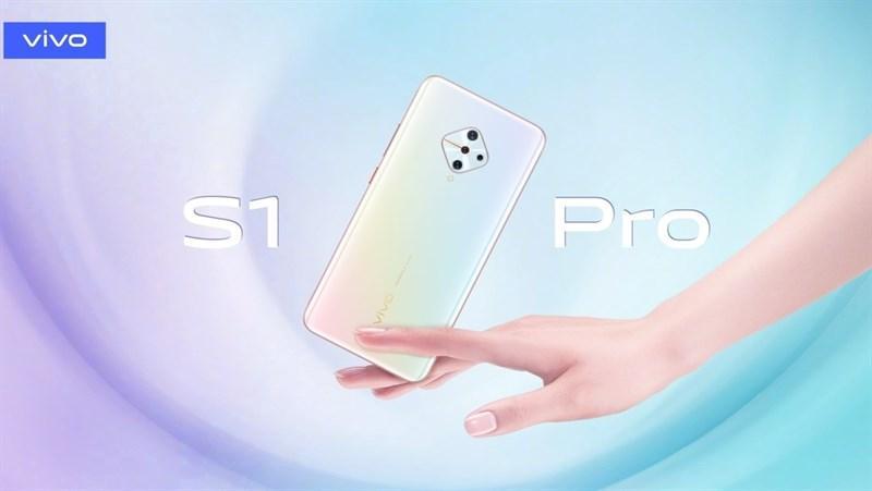 Vivo ra mắ phiên bản Vivo S1 Pro với 4 camera 48MP, màn hình Super AMOLED