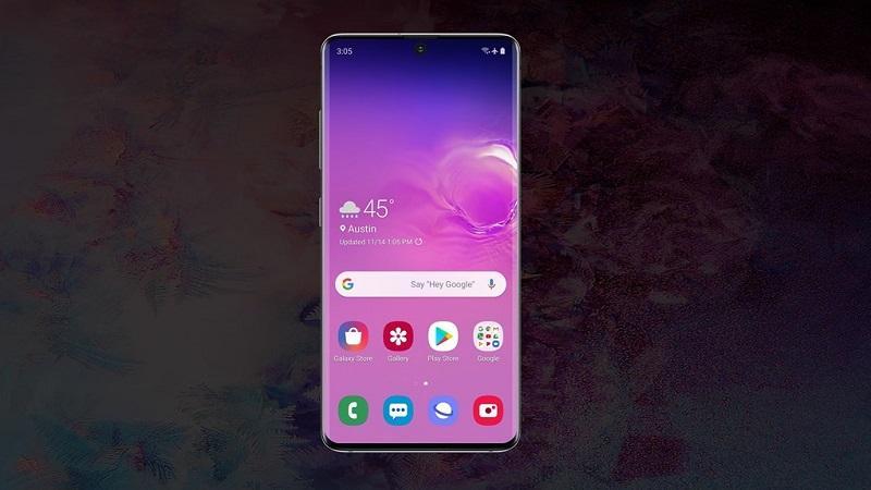 Lộ diện hình ảnh render của Galaxy S11e: Có thiết kế tương tự Galaxy S11