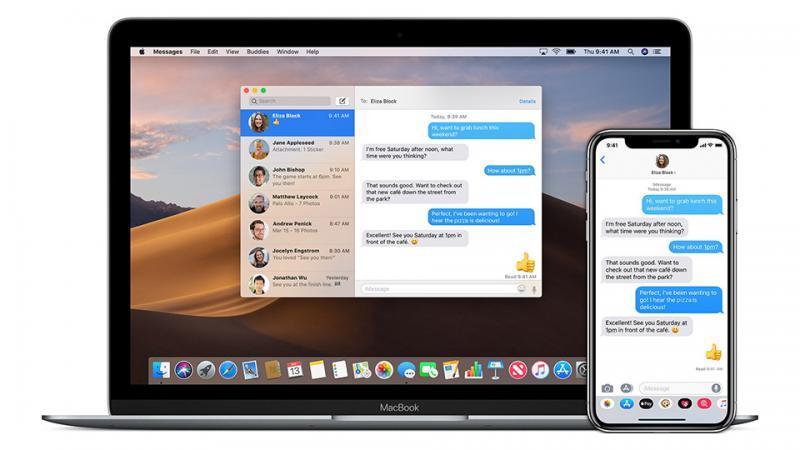 Cách đồng bộ hóa tin nhắn giữa máy Mac và iPhone, iPad