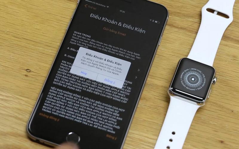 Hướng dẫn cách mở khóa Apple Watch cực kỳ đơn giản