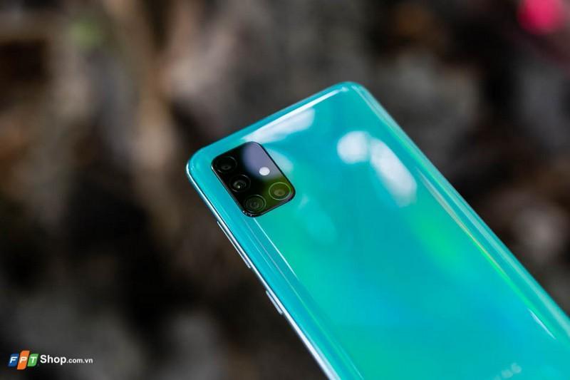 Samsung tiếp tục tiên phong công nghệ trên chiếc Galaxy A51