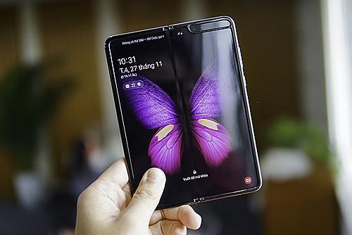 Galaxy Fold giá 50 triệu đồng tiếp tục được mở bán lần 2 tại Việt Nam