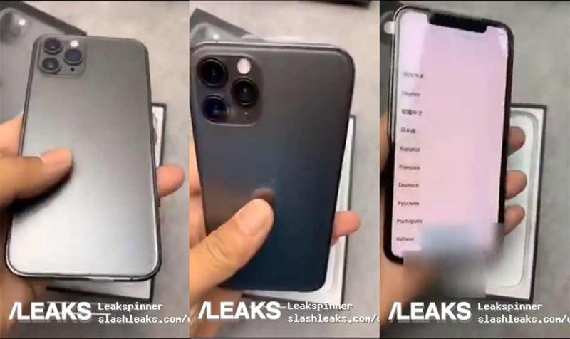 Lộ diện hình ảnh thực tế của iPhone SE 2 trên tay người dùng