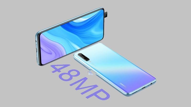 Huawei P Smart Pro được công bố với camera sau 48MP, pin 4.000 mAh, giá 9 triệu đồng