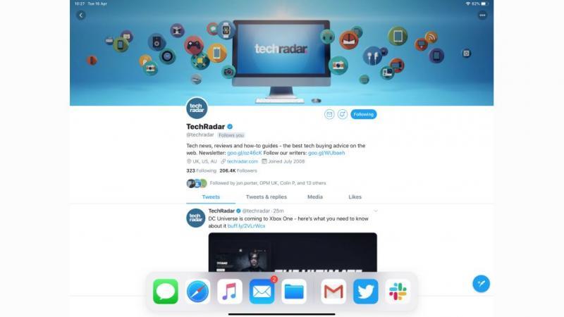 Sử dụng chế độ chia đôi màn hình trên iPhone, iPad như thế nào?