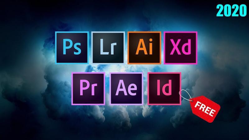 Hướng dẫn tải từng phần mềm riêng lẻ trong Adobe Creative Cloud dành cho Windows