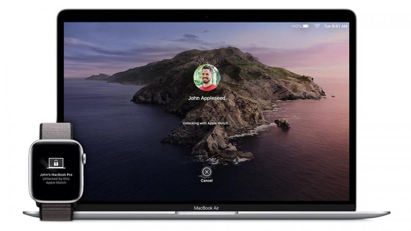 Hướng dẫn cách sử dụng Apple Watch mở khóa MacBook