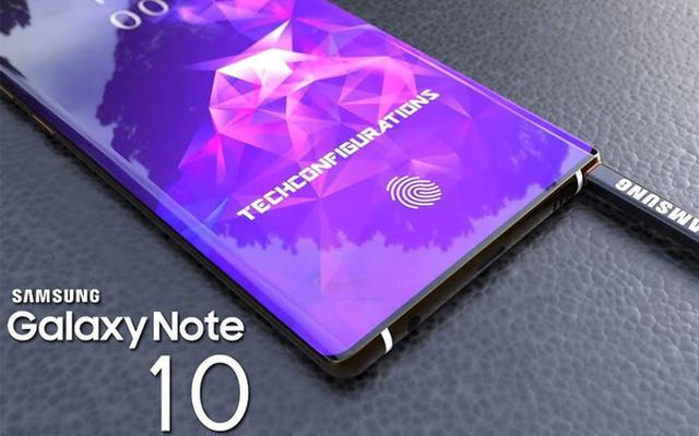 Sức hút của dòng Galaxy Note 10 mang đến doanh thu ấn tượng cho các công ty Samsung tại Việt Nam