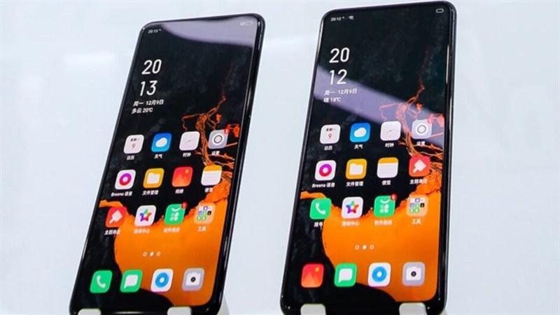 OPPO bất ngờ giới thiệu smartphone không có lưới loa, không có nút bấm hay cổng sạc