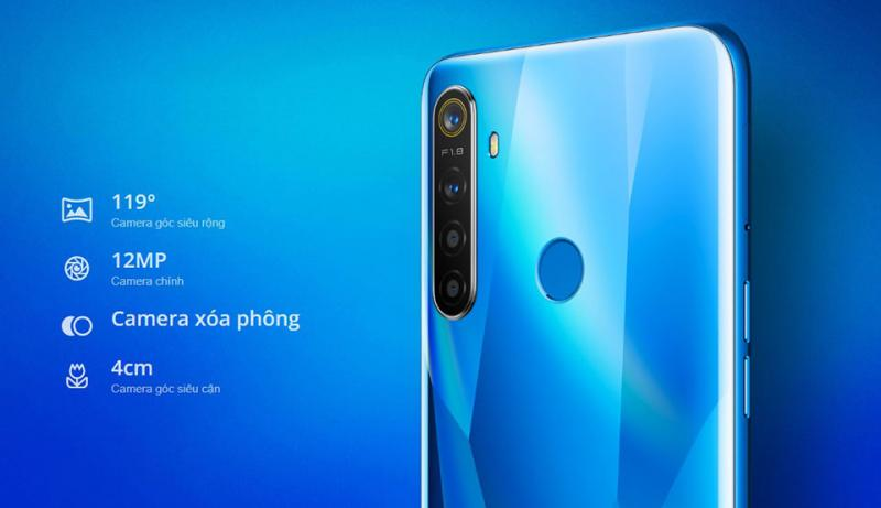 Realme 5 là sự lựa chọn cực kì tốt trong tầm giá khoảng 3.5 triệu đồng