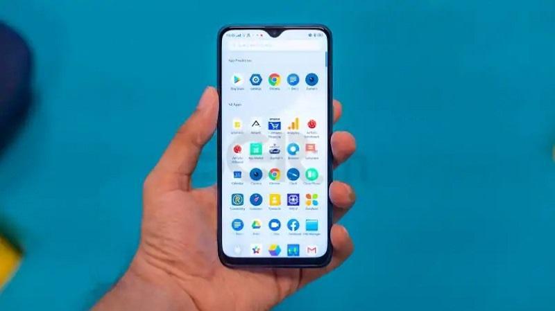 Smartphone giá rẻ của Realme đạt chứng nhận tại IMDA tại Singapore