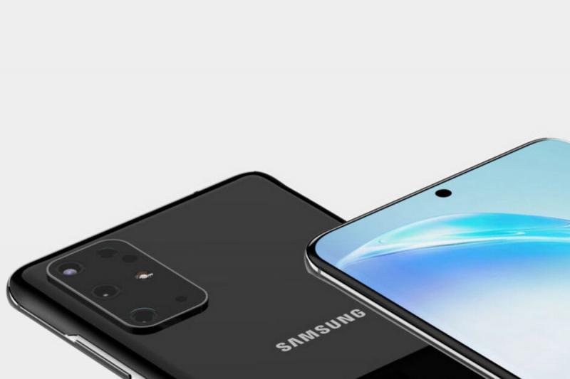 Lộ diện hình ảnh chụp thực tế mặt lưng của Galaxy S11