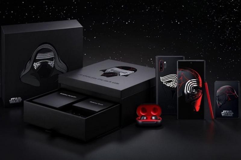 Samsung bắt đầu cho đặt hàng trước Galaxy Note 10+ Star Wars Edition