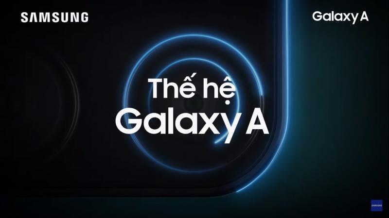 Samsung chính thức công bố teaser về dòng Galaxy A 2020 sắp ra mắt