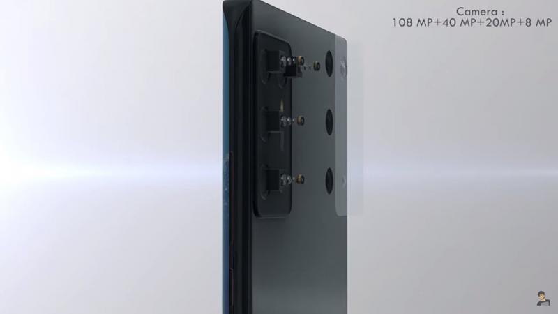 Huawei P40 Pro hiện lên đẹp mắt, bóng bẩy và chân thực trong video concept