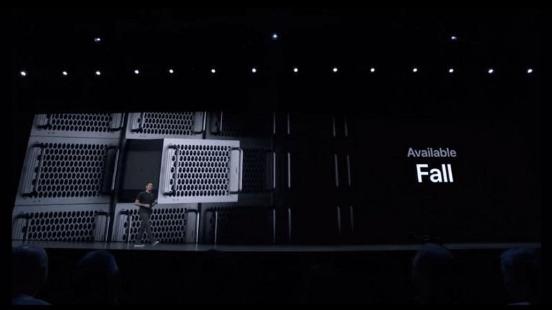 Apple chính thức mở bán phiên bản giá đỡ của Mac Pro với mức giá khởi điểm 6.499 USD