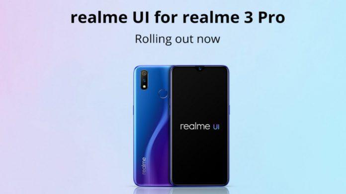 Realme 3 Pro chính thức nhận được bản cập nhật Android 10