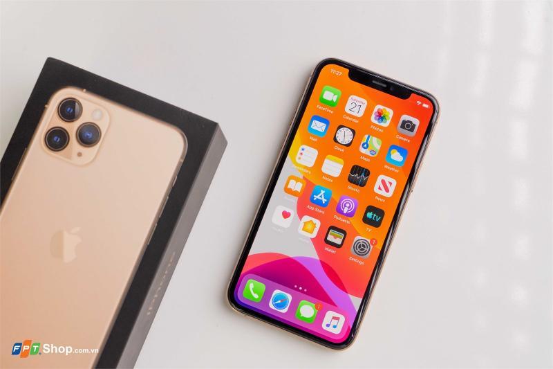iPhone 11 Pro Max là lựa chọn hoàn hảo dành cho những ai chuyên chơi game mobile