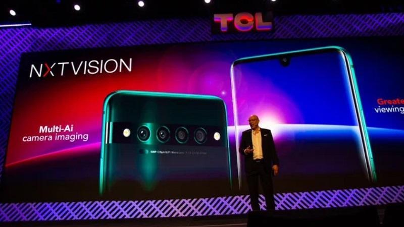 [CES 2020] TCL trình làng dòng smartphone TCL 10L, TCL 10 Pro và TCL 10 5G