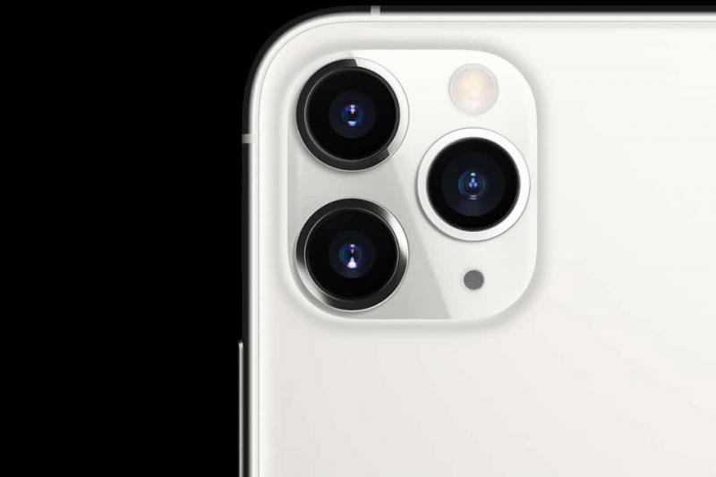 Chế độ ban đêm của iPhone 11 Pro không hoạt động với ống kính tele