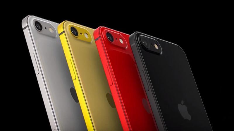 Concept iPhone SE 2 cuốn hút người dùng với diện mạo chân thực