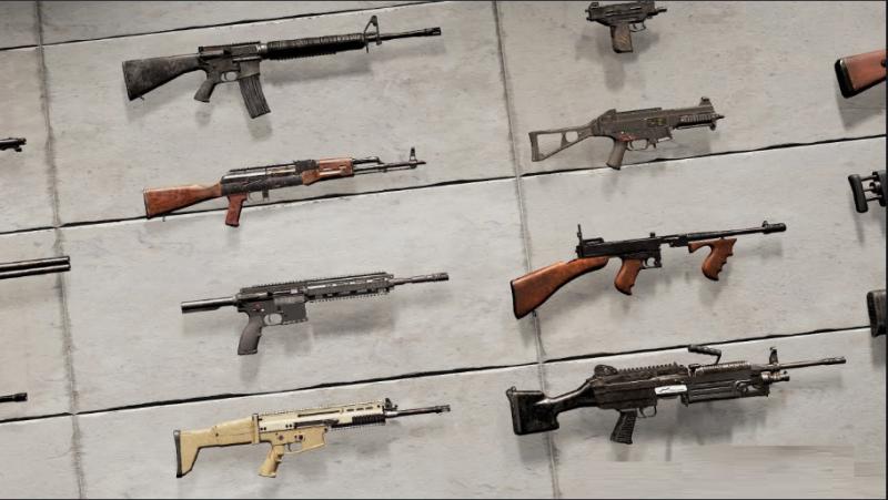 PUBG: Các khẩu ARs xuất hiện nhiều hơn 20% trên Erangel và Miramar