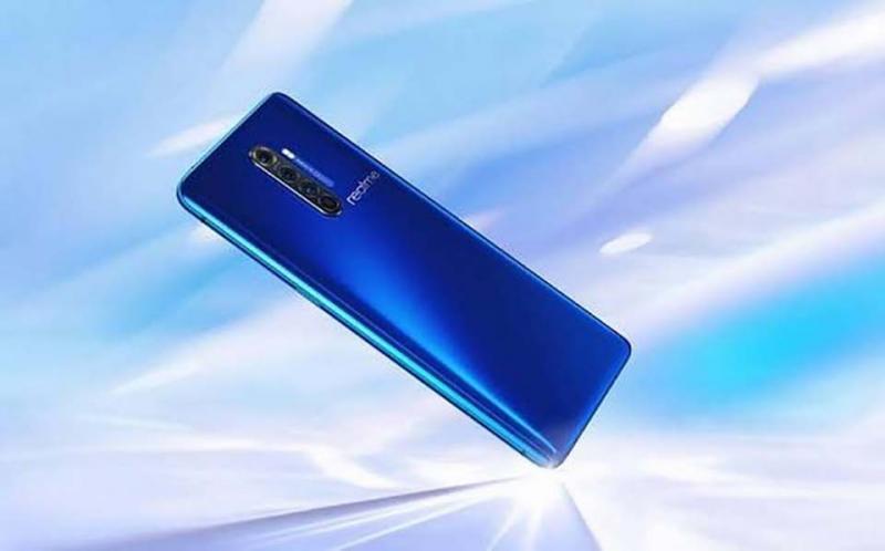 Realme X50 được trang bị màn hình tốc độ làm tươi 120Hz chất lượng