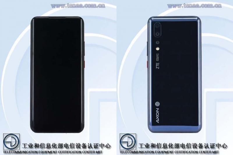 TENAA hé lộ thông số kỹ thuật đầy đủ của ZTE Axon 10s Pro 5G