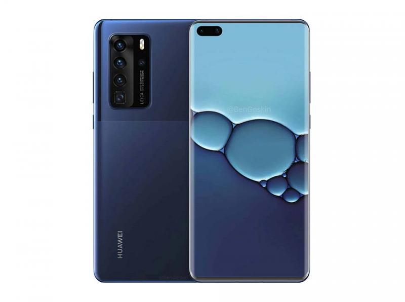 Huawei đang làm việc trên một biến thể Huawei P40 Plus