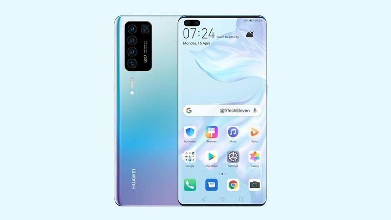 [Video] Huawei P40 Pro xuất hiện mượt mà với màn hình cong tràn bốn cạnh và lỗ bấm chứa camera selfie kép