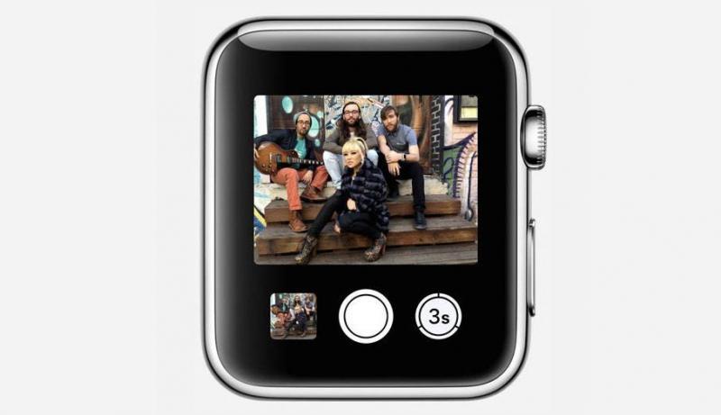 Hướng dẫn điều khiển từ xa camera iPhone với Apple Watch