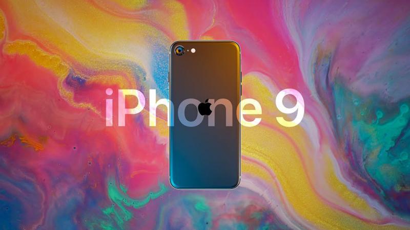 Concept iPhone 9 đẹp mắt dựa trên tất cả những tin đồn đáng tin cậy