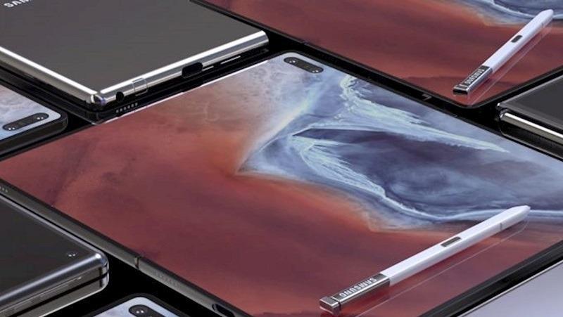 Galaxy Fold 2 sẽ đi kèm với bút S Pen và máy ảnh được nâng cấp mạnh mẽ