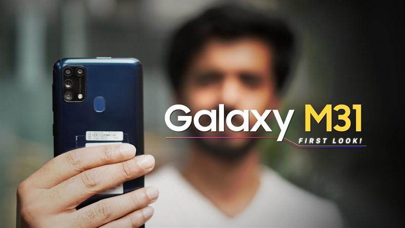 Rò rỉ thông số kỹ thuật đầy đủ kèm nhiều hình ảnh báo chí sắc nét của Galaxy M31