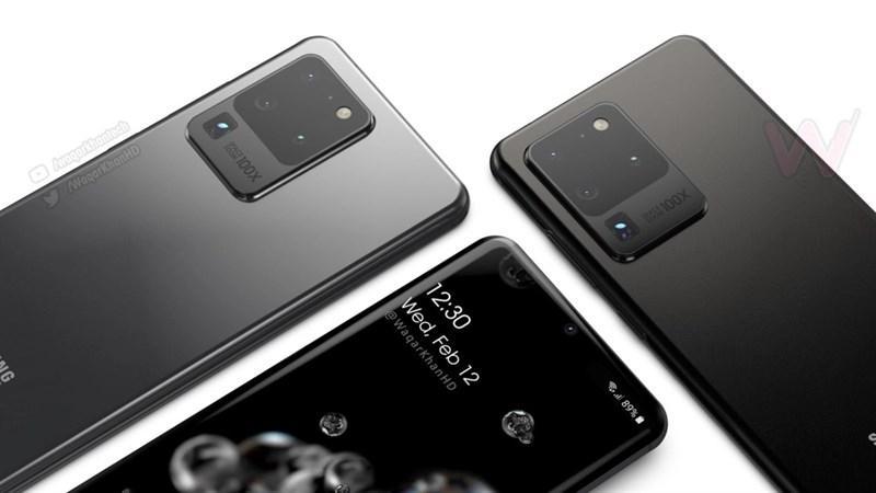 Galaxy S20 Ultra 5G sẽ có phiên bản RAM LPDDR5 16 GB và bộ nhớ trong UFS 3.0 512 GB