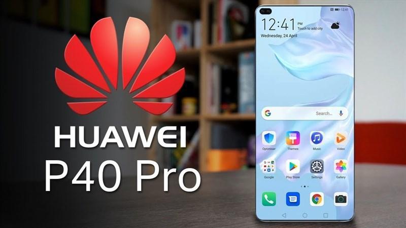 Xuất hiện hình ảnh thực tế của Huawei P40 Pro với thiết kế ấn tượng