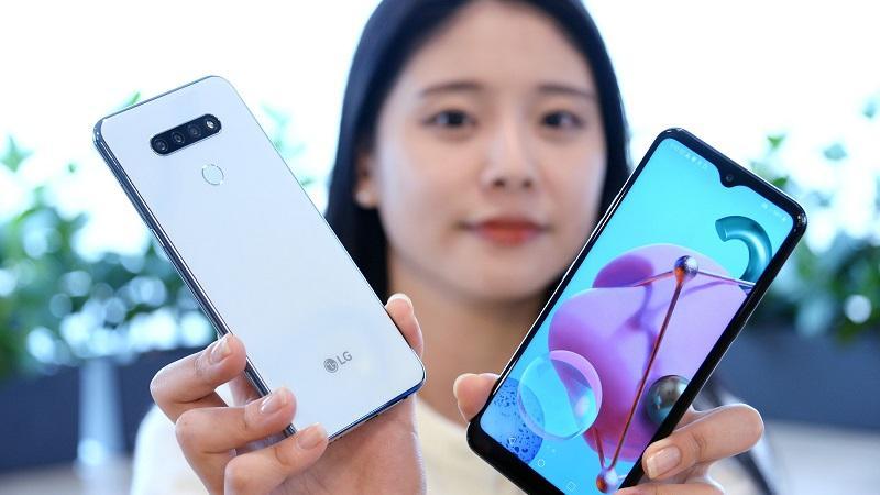 LG trình làng smartphone tầm trung LG Q51 với màn hình 6.5 inch, 3 camera sau, pin 4.000 mAh