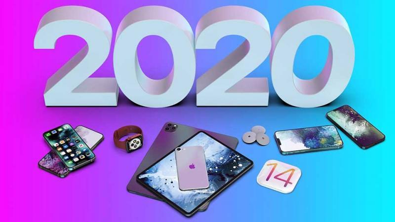 Những gì giới công nghệ đang mong đợi Apple sẽ phát hành trong năm 2020